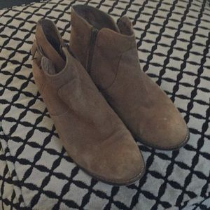 Steve Madden Prizzze leather ankle boots